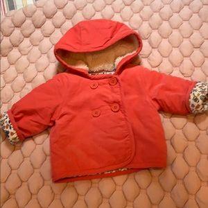 Baby Boden 3-6 mo coat